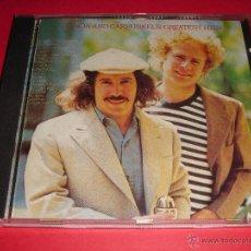 CDs de Música: SIMON AND GARFUNKEL - GREATEST HITS - Y - GRANDES EXITOS - LO MEJOR - CD. Lote 48145629