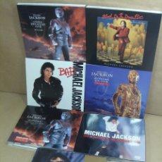 CDs de Musique: ¡¡¡ OFERTON ¡¡¡ COLECCION 6 CD - DVD - MICHAEL JACKSON - HISTORY-BAD-HITS - BLOOD ON ¡¡PRECINTADOS¡¡. Lote 197070966