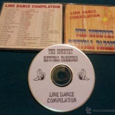 CDs de Música: THE COUNTRY REVIVAL FARMERS - LINE DANCE COMPILATION - CD V/A 21 TEMAS . Lote 48153696