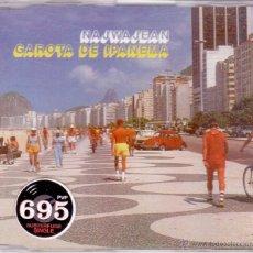 CDs de Música: NAJWAJEAN - GAROTA DE IPANEMA. Lote 48158281