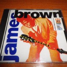 CDs de Música: JAMES BROWN DANCE MACHINE CD ALBUM PRECINTADO DEL AÑO 1990 HECHO EN FRANCIA CONTIENE 23 TEMAS. Lote 48161541