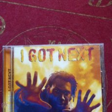 CDs de Música: KRS-ONE - I GOT NEXT - BUEN ESTADO - HIP HOP -. Lote 134848947