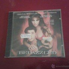 CDs de Música: CD NUEVO PRECINTADO BSO BANDA SONORA ORIGINAL CINE AL DIABLO CON EL DIABLO FRASER LIZ HURLEY. Lote 48197803