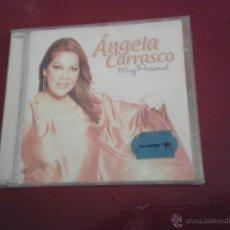 CDs de Música: ANGELA CARRASCO MUY PERSONAL CD ALBUM NUEVO PRECINTADO 12 TEMAS. Lote 62187024