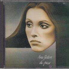 CDs de Música: ANA BELÉN CD DE PASO 1995 PHILIPS. Lote 171736210