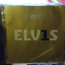 CDs de Música: CD ELVIS, 30 TEMAS # 1 HITS. Lote 48223602