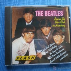 CDs de Música: THE BEATLES LIVE AT THE STAR CLUB 1962 CD ALEMANIA PDELUXE. Lote 48233890