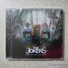 CDs de Música: THE JOKERS.ROCK ´N ´ROLL IS ALIVE...ROCK UK...PRECINTADO. Lote 48269695