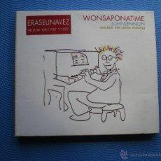 CDs de Música: JOHN LENNON WONSAPONATIME CD/CARTON USA 1998 GATEFOLD PDELUXE. Lote 48286665