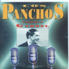 CDs de Musique: LOS PANCHOS CANTAN A GARDEL (CD SINGLE CARTON 5 TEMAS 1995). Lote 48303934