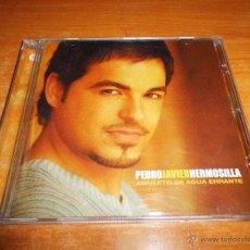 CDs de Música: PEDRO JAVIER HERMOSILLA AMULETO DE AGUA ERRANTE CD ALBUM DEL AÑO 2003 CONTIENE 12 TEMAS + ACUSTICO. Lote 54058961