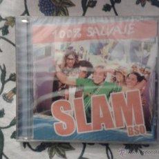 CDs de Música: CD NUEVO PRECINTADO BSO BANDA SONORA ORIGINAL CINE ESPAÑOL SLAM SLAM!. Lote 48305962
