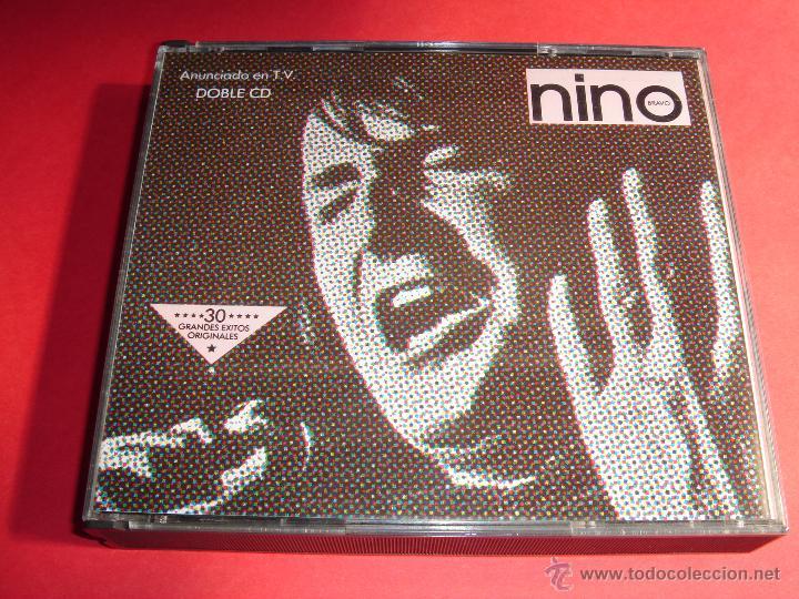 NINO BRAVO / 30 GRANDES CANCIONES / GRANDES ÉXITOS / LO MEJOR DE / 2 CD (Música - CD's Melódica )