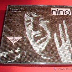 CDs de Música: NINO BRAVO / 30 GRANDES CANCIONES / GRANDES ÉXITOS / LO MEJOR DE / 2 CD. Lote 48339233