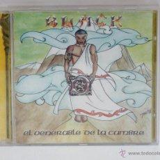 CDs de Música: BLACK D - EL VENERABLE DE LA CUMBRE - HIP HOP - 2002 - EX+/EX+. Lote 91125955