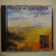 CDs de Música: LOS CHACOS - ODA A LA VIDA - CD 1992. Lote 48352947