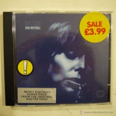 CD de Música: JONI MITCHELL - BLUE - CD. Lote 48353953