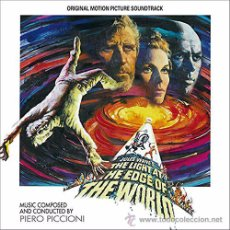 CDs de Música: THE LIGHT AT THE END OF THE WORLD / PIERO PICCIONI CD BSO - QUARTET. Lote 48356828