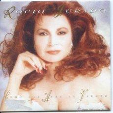 CDs de Música: ROCIO JURADO / COMO LAS ALAS AL VIENTO (CD SINGLE CARTON 1993). Lote 97094622