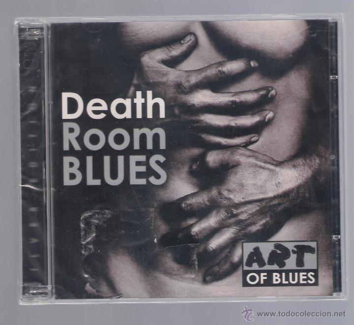 CDs de Música: DEATH - Room Blues (2 CD 2001 Art Of Blues ) - Foto 1 - 48377855