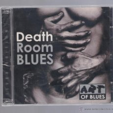 CDs de Música: DEATH - ROOM BLUES (2 CD 2001 ART OF BLUES ). Lote 48377855