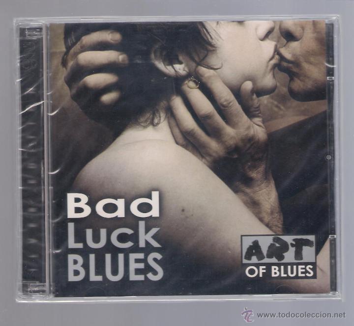 BAD - LUCK BLUES (2 CD 2001 ART OF BLUES ) (Música - CD's Jazz, Blues, Soul y Gospel)