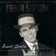 CDs de Música: CD NOCHES CON FRANK SINATRA . Lote 48383029