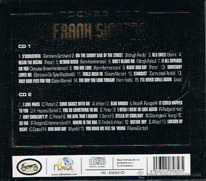 CDs de Música: CD NOCHES CON FRANK SINATRA - Foto 2 - 48383029