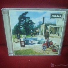 CDs de Música: OASIS: BE HERE NOW. Lote 48394839