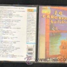 CDs de Musique: 14 CAÑONAZOS BAILABLES. VOL. 35. CD-VARIOS-819. Lote 48421178