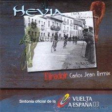 CDs de Música: CD-SG HEVIA TIRADOR (FUNDA DE CARTON) (EMI 2003). Lote 48423858