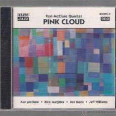 CDs de Música: RON MCCLURE QUARTET - PINK CLOUD (CD 1997 NAXOS JAZZ). Lote 48441315