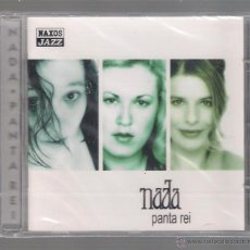 CDs de Música: NADA - PANTA REI (CD 2001 NAXOS JAZZ). Lote 48441461