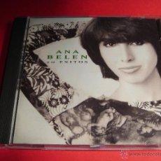 CDs de Música: ANA BELÉN / 20 GRANDES ÉXITOS / LO MEJOR DE / CD. Lote 48441970