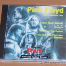 Musik-CDs - CD: PINK FLOYD: Live In London 1971 - 48442355
