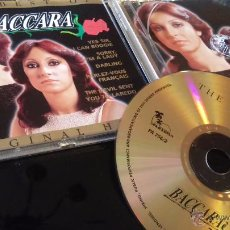 CDs de Música: BACCARA - THE BEST OF - CD - 2001 - DISCO MUSIC. Lote 48448321