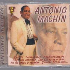 CDs de Música: ANTONIO MACHIN - ... Y HASTA 30 ÉXITOS (2 CD 2003 HELIX NOVOSON). Lote 48463348