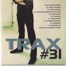 CDs de Música: REVISTA ¨TRAX¨CD # 31 ( EDITADO 1997). Lote 48464668