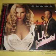 CDs de Música: L. A. CONFIDENTIAL / ORIGINAL SOUNDTRACK / BANDA SONORA / JERRY GOLDSMITH / BSO / CD. Lote 48479269