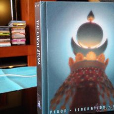 CDs de Música: THE GREAT STUPA - PEACE, LIBERATION, COMPASSION (STING, LEONARD COHEN, JONI MITCHELL..) - 2CD - 2003. Lote 48484210