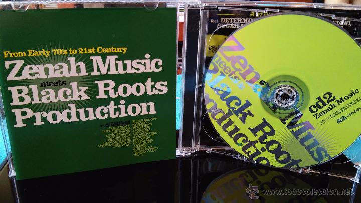 ZENAH MUSIC MEETS BLACK ROOTS PRODUCTION - FROM EARLLY 70´S TO 21 ST CENTURY - 2CD - REGGAE - RAGGA (Música - CD's Reggae)