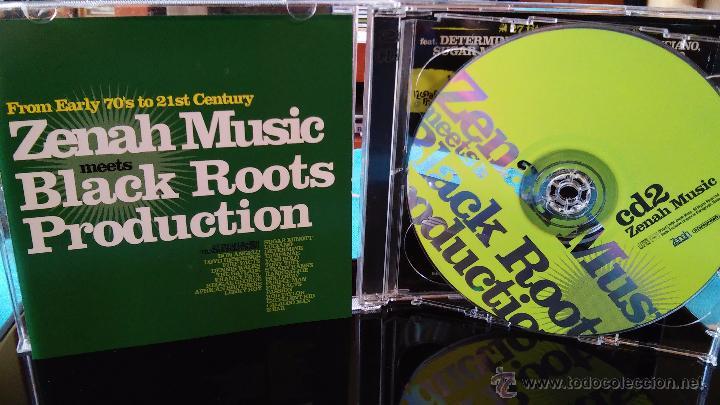 ZENAH MUSIC MEETS BLACK ROOTS PRODUCTION - FROM EARLLY 70´S TO 21 ST CENTURY - 2CD - REGGAE - RAGGA (Música - CD's Reggae)
