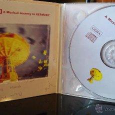 CDs de Música: TRAVELLIN' COMPANION VOL. 3 - A MUSICAL JOURNEY TO GERMANY (17 HIPPIES, BAVARIO, POLKAHOLIX...) -CD. Lote 48494215