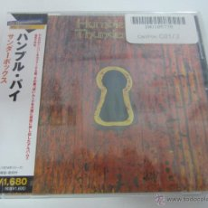 CDs de Música: HUMBLE PIE - THUNDERBOX 1974/2007 JAPAN CD * EDICION ESPECIAL: PORTADA NEGRA (BLACK COVER) UICY-6232. Lote 48502299