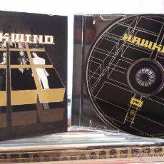 CDs de Música: HAWKWIND - MASTERS OF ROCK - CD (COMPILATORIO) - ROCK PROGRESIVO / SPACE ROCK / PUNK ROCK. Lote 48509791
