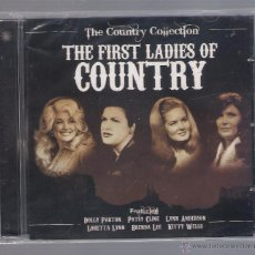 CDs de Música: VARIOS - THE FIRST LADIES OF COUNTRY (CD 2008 UNION SQUARE MUSIC). Lote 48510310