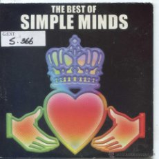 CDs de Música: SIMPLE MINDS / DON'T YOU / PROMISED YOU A MIRACLE / ALIE AND KICKING + 1 (CD SINGLE CARTON 2001). Lote 48511332