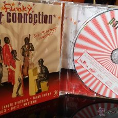 CDs de Música: FUNKY PARTY CONNECTION - CD (US3, SVEN VÄTH, JUNGLE BROTHERS, FATBOY SLIM, DELINQUENT HABITS...). Lote 48512015