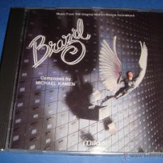 CDs de Música: BRAZIL / ORIGINAL SOUNDTRACK / MICHAEL KAMEN / BANDA SONORA / BSO / CD. Lote 48524491