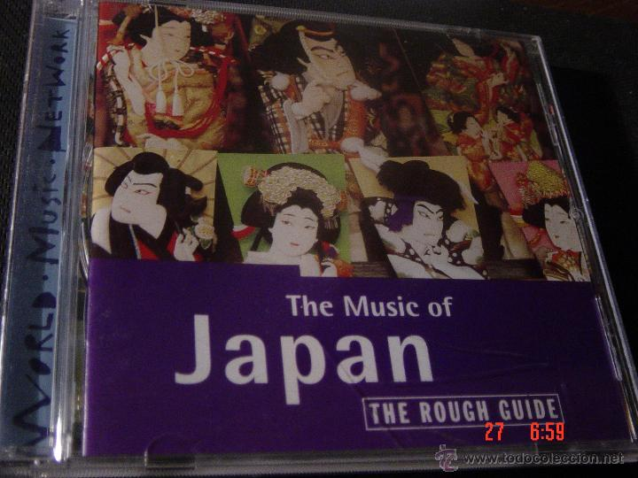 THE ROUGH GUIDE TO THE MUSIC OF JAPAN. CD WORLD MUSIC NETWORK. IMPECABLE. (#) (Música - CD's World Music)